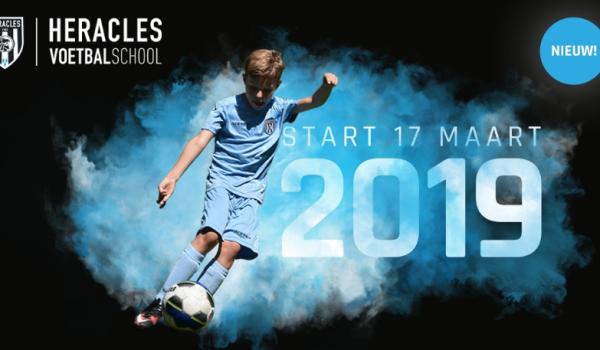 Heracles voetbalschool