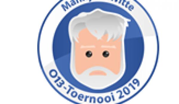 Manny de Witte toernooi 2019