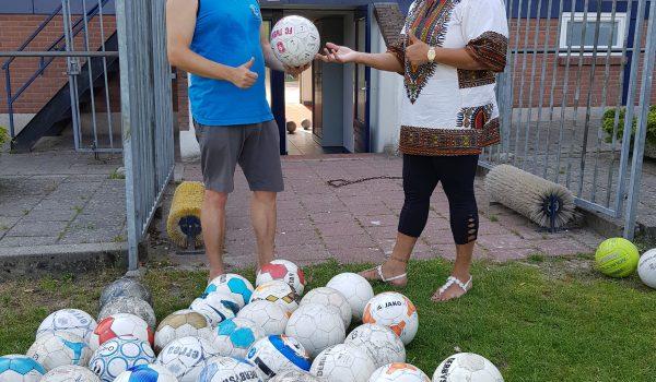 Ballen voor All4free